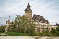 Budapest - Vajdahunyad castle Royalty Free Stock Images