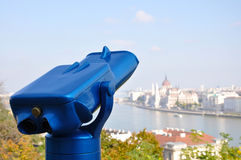 Budapest view Stock Photo