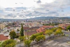 Budapest. View of Buda and Óbuda 2 Royalty Free Stock Photo