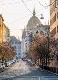 Budapest w jesieni Zdjęcie Stock