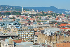 Budapest widok Zdjęcia Stock