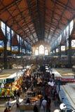 budapest wielkiej hali Hungary rynek Obraz Stock