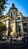 Budapesta fotografie stock