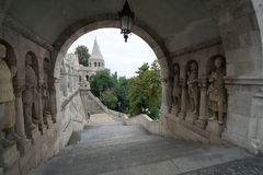 Budapestan Architektur Stockfotos