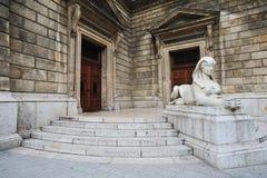 budapestan opera zdjęcie stock