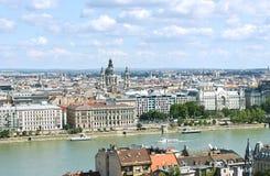 Budapestl. Hungria Fotografia de Stock Royalty Free