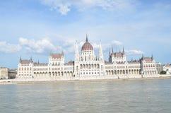 Budapests Parlament Stockfotos