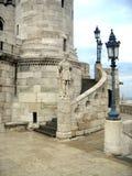 Budapeszt bastionu rybaka. Fotografia Royalty Free