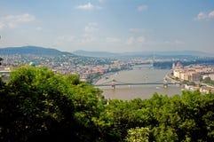 budapeszt Hungary Zdjęcia Royalty Free