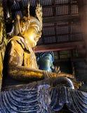 Budas de Todaiji Imagens de Stock Royalty Free