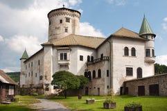 Budatin castle Royalty Free Stock Photography