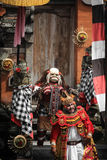 Budaya Indonésia da cultura de Bali Imagens de Stock