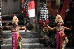 Budaya Indonésia da cultura de Bali Fotografia de Stock