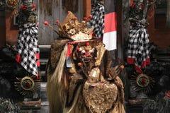 Budaya Indonésia da cultura de Bali Foto de Stock