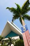 budaya istana马来西亚国家戏院 库存图片