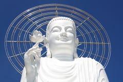 Budda雕象 免版税库存图片