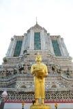 Budda雕象 免版税图库摄影
