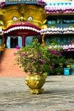 Budda de oro Foto de archivo libre de regalías