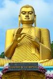 Budda de oro Foto de archivo