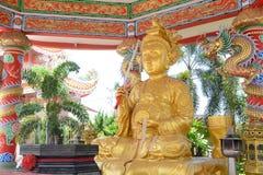 Budda dourado Fotos de Stock