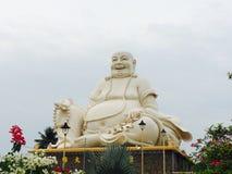 Budda feliz Fotos de archivo