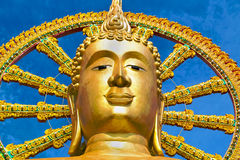Budda golden Royalty Free Stock Photos