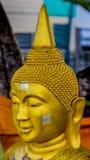 Budda hace frente Foto de archivo libre de regalías