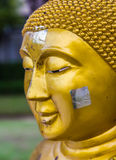 Budda hace frente Fotos de archivo