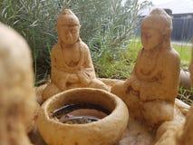 Budda okrąg zdjęcie royalty free