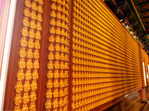 Budda`s relic Royalty Free Stock Image
