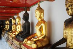 Budda statue Royalty Free Stock Images
