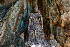 Budda statue  in marble mountains. Budda statue in marble mountains, Hoi An, Vietnam Stock Photography