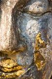 budda stoi w obliczu sukhothai Thailand Zdjęcie Stock