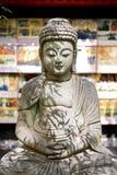 Budda stone monument. Stock Image