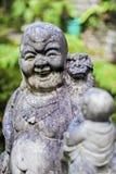 Budda stone monument. Stock Photo