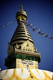 Budda stupa Royalty Free Stock Photos