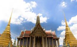 budda szmaragdu świątyni Fotografia Stock