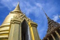 budda szmaragdu świątyni Fotografia Royalty Free