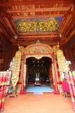 budda szmaragdu świątyni Zdjęcia Royalty Free
