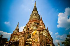 budda Thailand fotografia stock