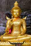 buddah纪念碑泰国 免版税库存照片