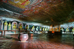 buddah δ που χρωματίζει tempel Στοκ εικόνες με δικαίωμα ελεύθερης χρήσης