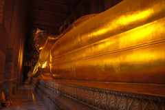Buddah adagiantesi Immagini Stock Libere da Diritti