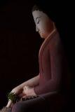 Buddah birmano Fotografia Stock