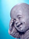 Buddah de pedra de riso Imagens de Stock Royalty Free