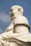 Buddah gordo el templo de Vinh Trang Fotografía de archivo libre de regalías