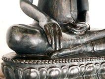 Buddah Hand. Background close up stock image