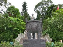Buddah. One of the symbolic place to travel Royalty Free Stock Photo