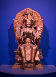 Buddah statua Fotografia Stock