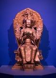 Buddah staty Arkivbild